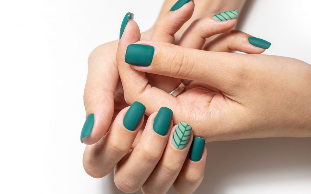 4 Autumn Nail Trends 2021